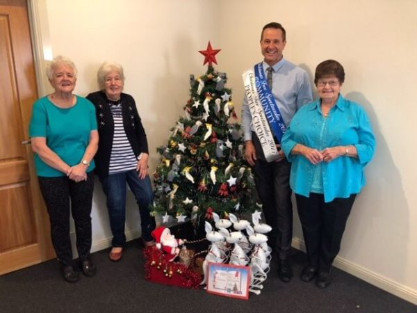 Christmas Tree Champions 2017